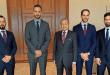 Audiencia con Tun Dr. Mahathir Mohamad, Primer Ministro de Malasia