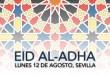 Eid Al Adha, lunes 12 de Agosto. Horario y localización.