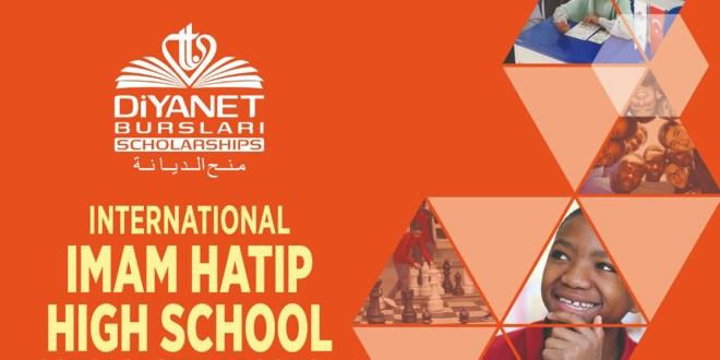 Becas de la Fundación  Diyanet de Turquía para enseñanza secundaria y universidad