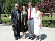 Family graduate