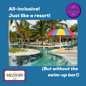 All-inclusive MVP packages