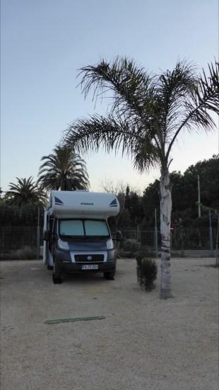 Area Camper La Finca 1