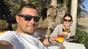 Bier am Strand 1