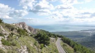 Blick von Monte Sant'Angelo