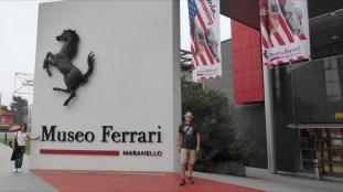 Ferrari Museum 1