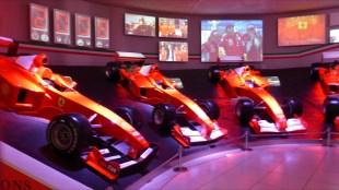 Ferrari Museum 6