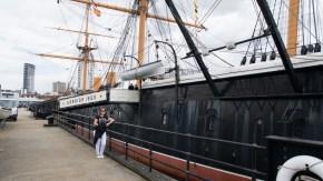HMS Warrior 3