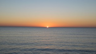 Sonnenaufgang 3