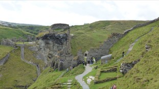 Tintagel Castle 7