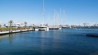 Valencia Hafen