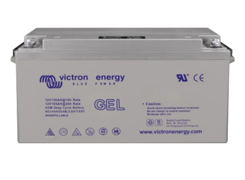 Victron Gel Deep Cycle 12V 165Ah 7
