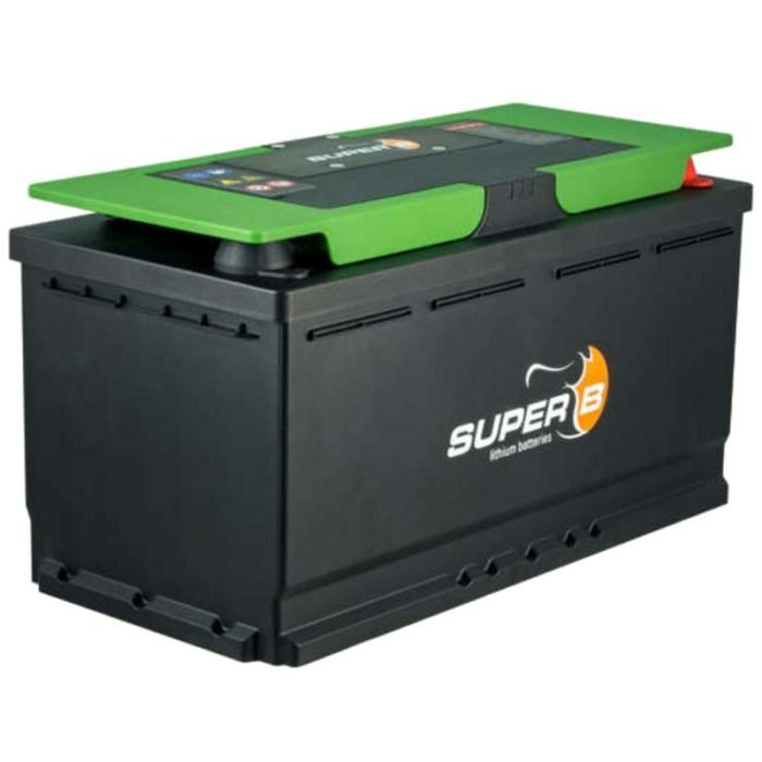 Lithium Batterie Super B 12V 90Ah 1