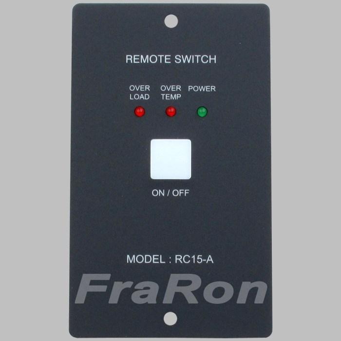 12V Wechselrichter reiner Sinus 1200W mit Fernbedienung 3