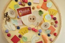 お菓子教室&食育コミュニティ キッチンスタジオ「横浜ミサリングファクトリー」-紙タルト