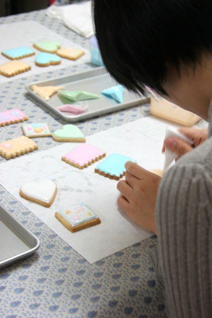 キッチンスタジオ◆横浜ミサリングファクトリー-アイシング2