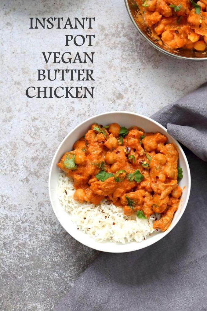 17 Easy Vegan Instant Pot Recipes You'll Love - ChooseVeg