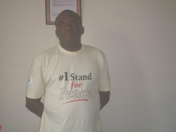 The Organizer Mr. Alonge (TENDIN Director)