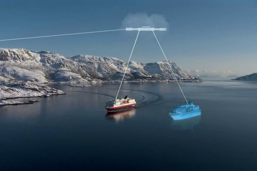 A Digital Twin to Develop Blue Denmark  mfameguru