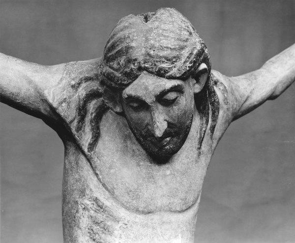 Crucified Christ Museum Of Fine Arts Boston