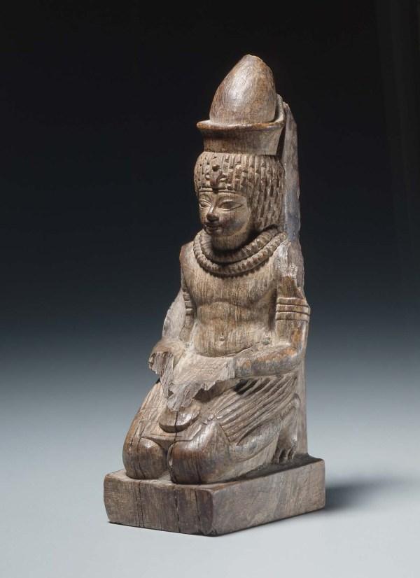 Kneeling Amenhotep Iii God Neferhotep Museum Of Fine Arts Boston