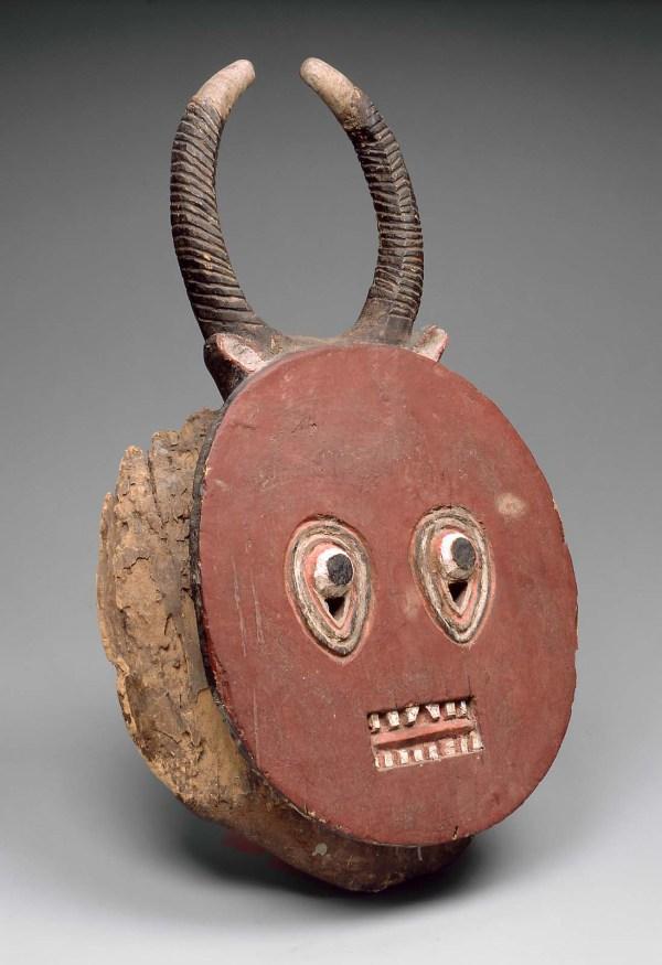 Mask Goli Museum Of Fine Arts Boston