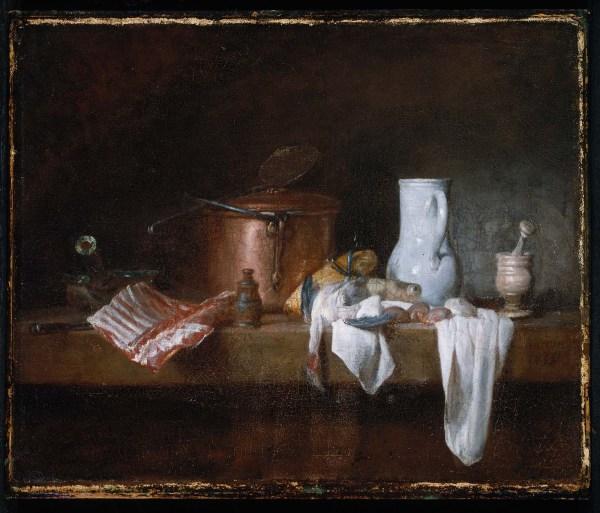 Kitchen Table Museum Of Fine Arts Boston
