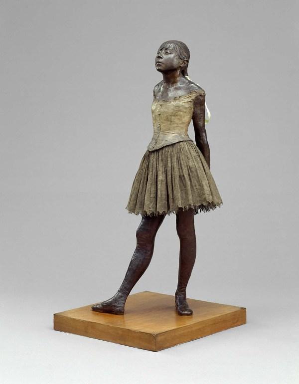 Little Fourteen-year- Dancer Museum Of Fine Arts Boston