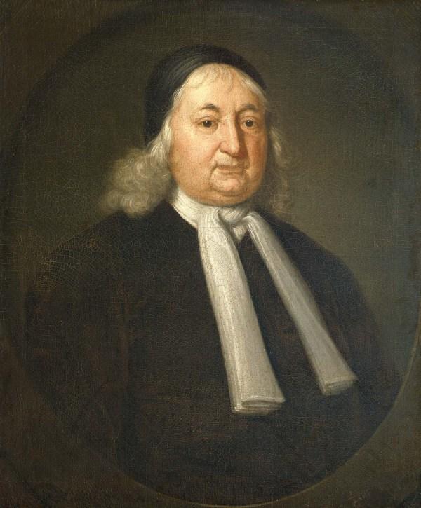 Judge Samuel Sewall Museum Of Fine Arts Boston