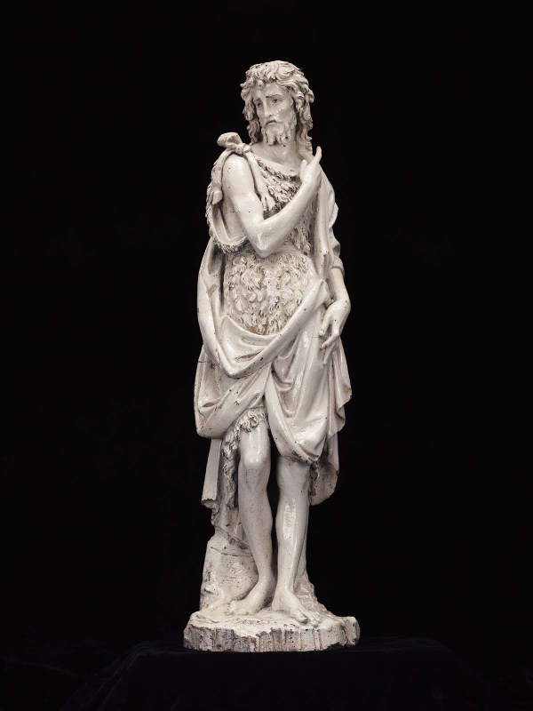 Saint John the Baptist Statue