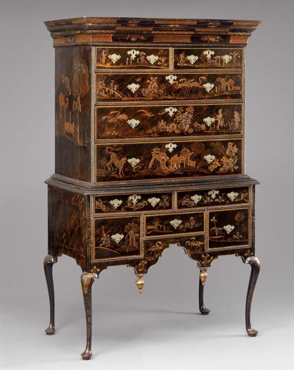 Boston Colonial Antique Furniture