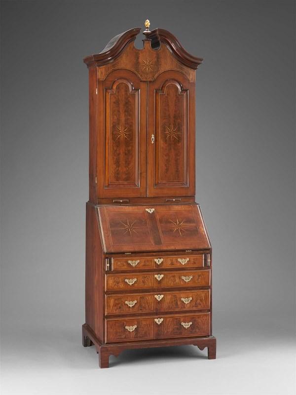 Desk And Bookcase Museum Of Fine Arts Boston