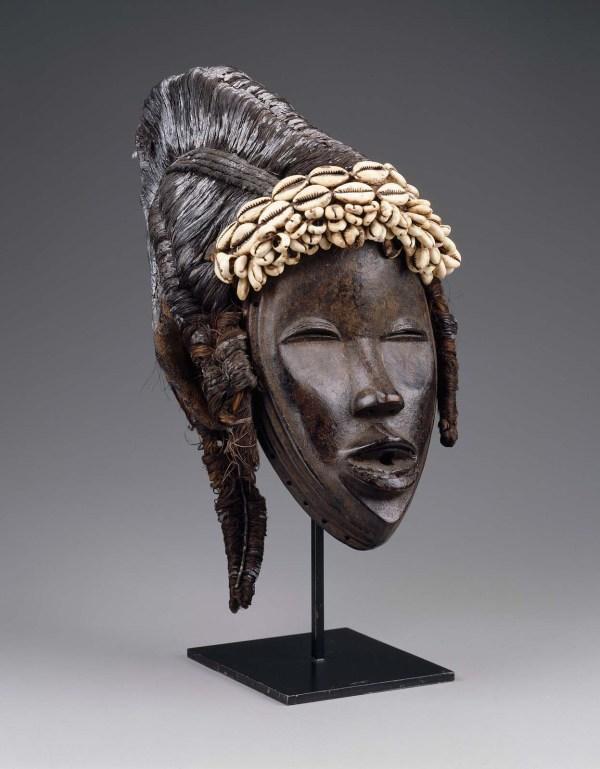 Mask Deangle Museum Of Fine Arts Boston