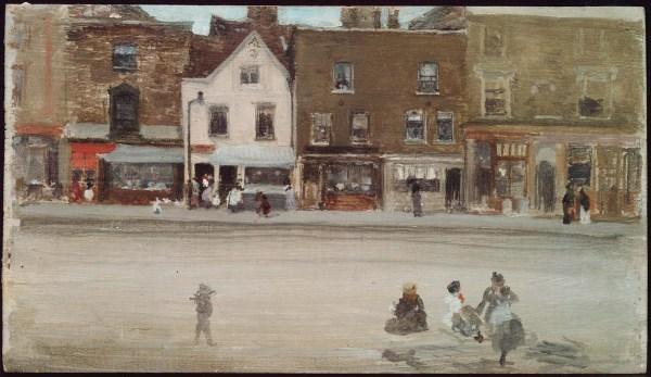 James Abbott McNeill Whistler Watercolors