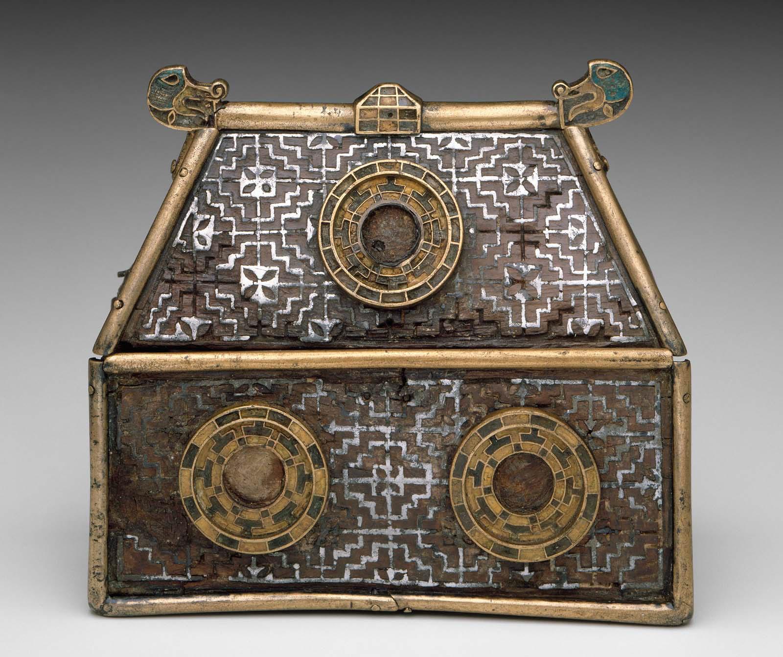 Reliquary casket Emly Shrine  Museum of Fine Arts Boston