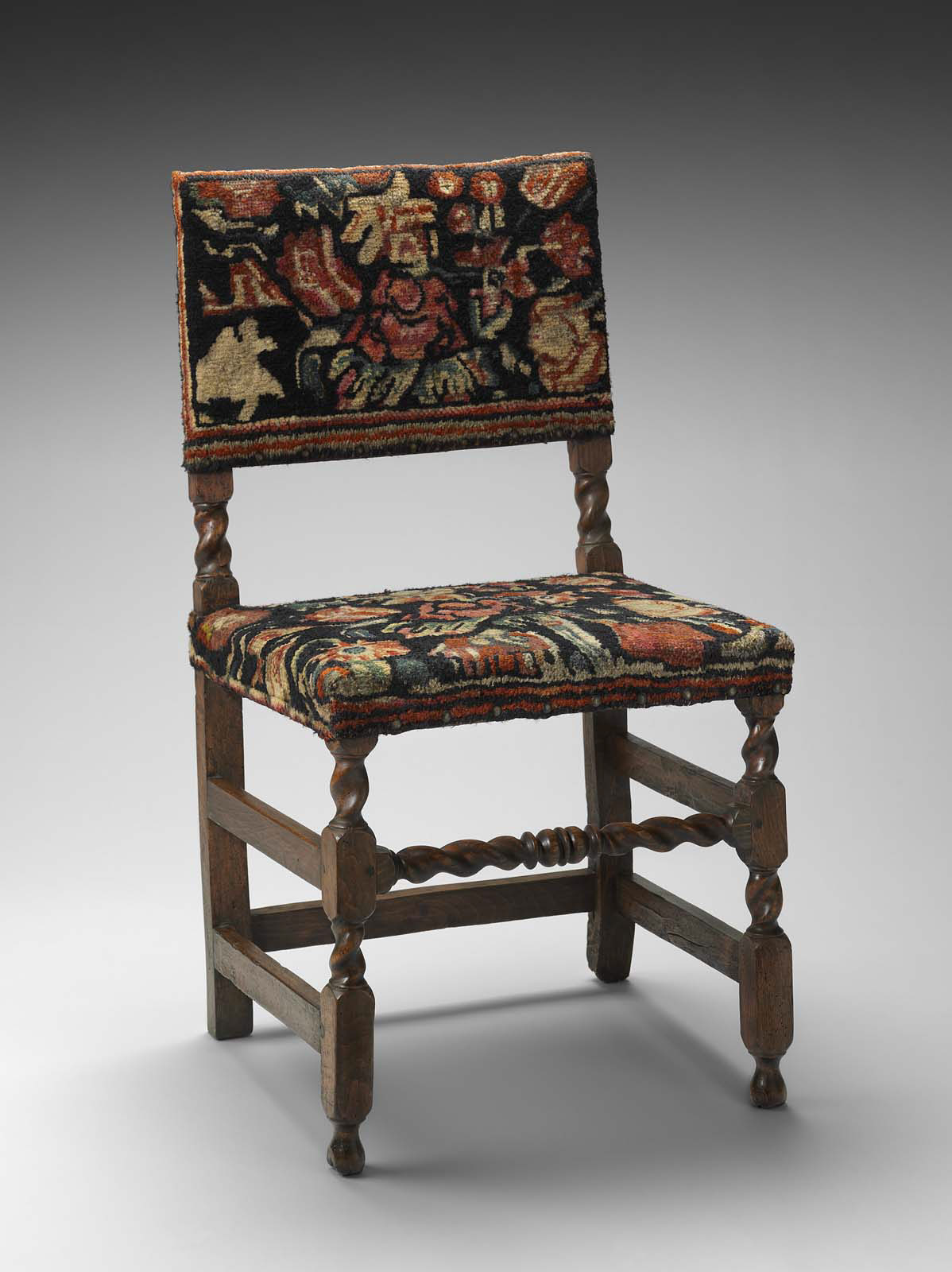 Turkey Chair Turkey Work Chair Museum Of Fine Arts Boston