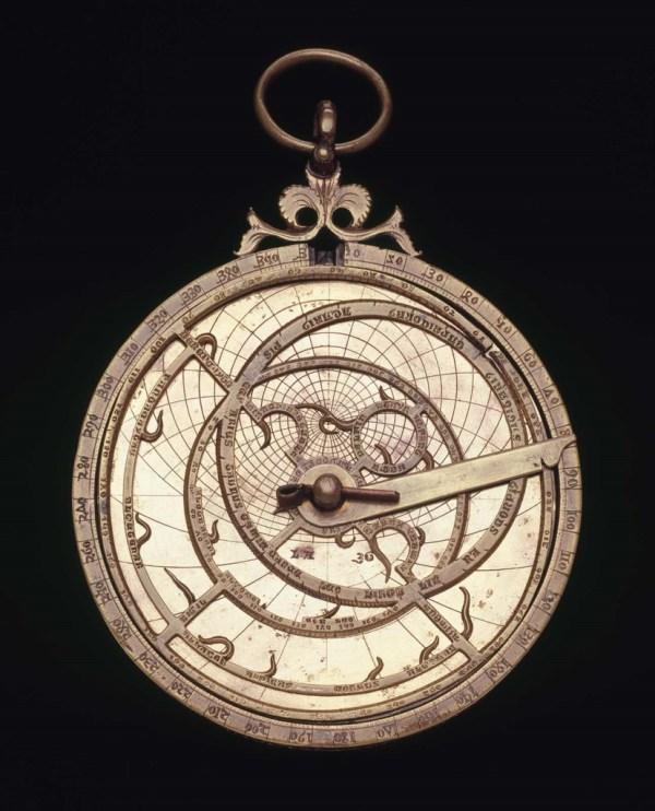 Planispheric Astrolabe Museum Of Fine Arts Boston