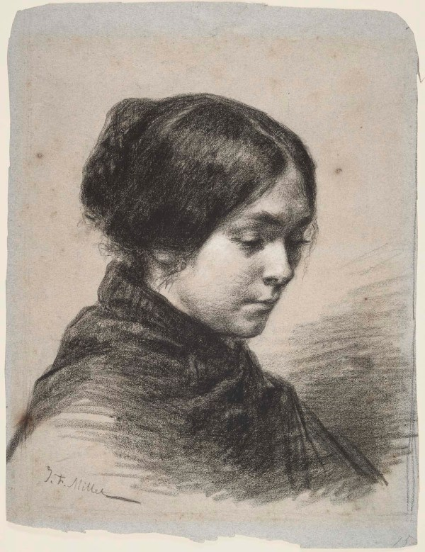 Madame .-. Millet Catherine Lemaire Museum Of Fine