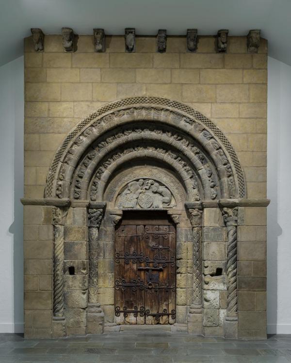 Romanesque Sculpture Museum Of Fine Arts Boston
