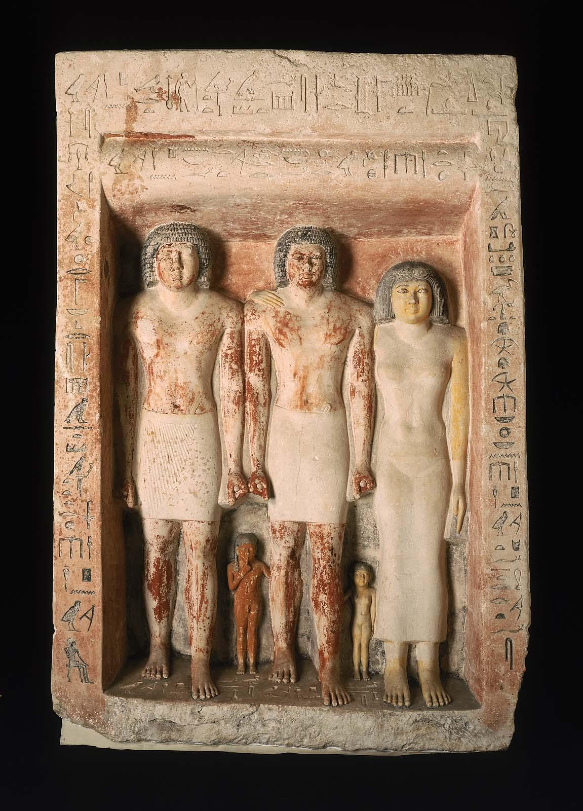 Pseudo Group Statue Of Penmeru