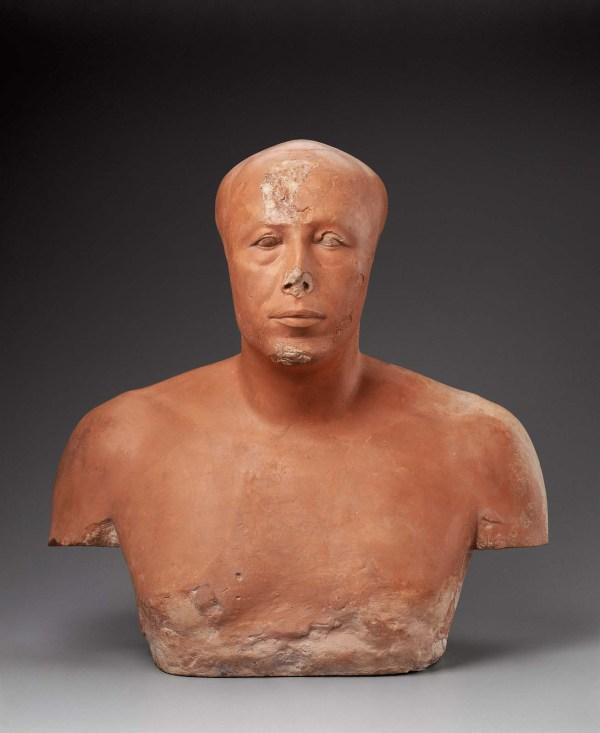 Boston Museum of Art Egyptian Bust