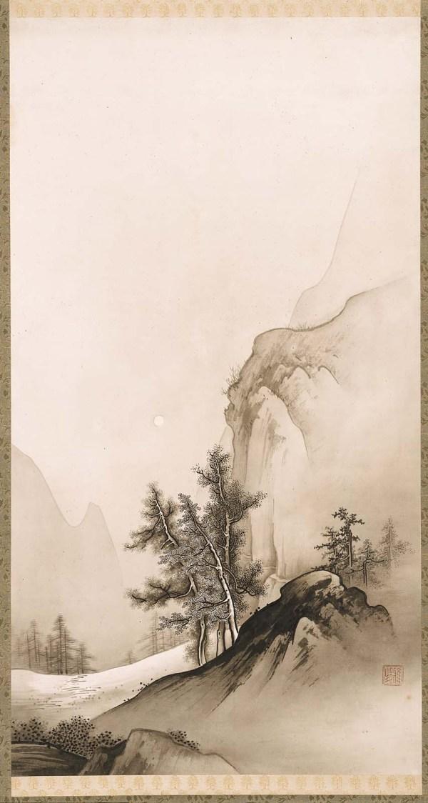 Japanese Paintings Museum Of Fine Arts Boston