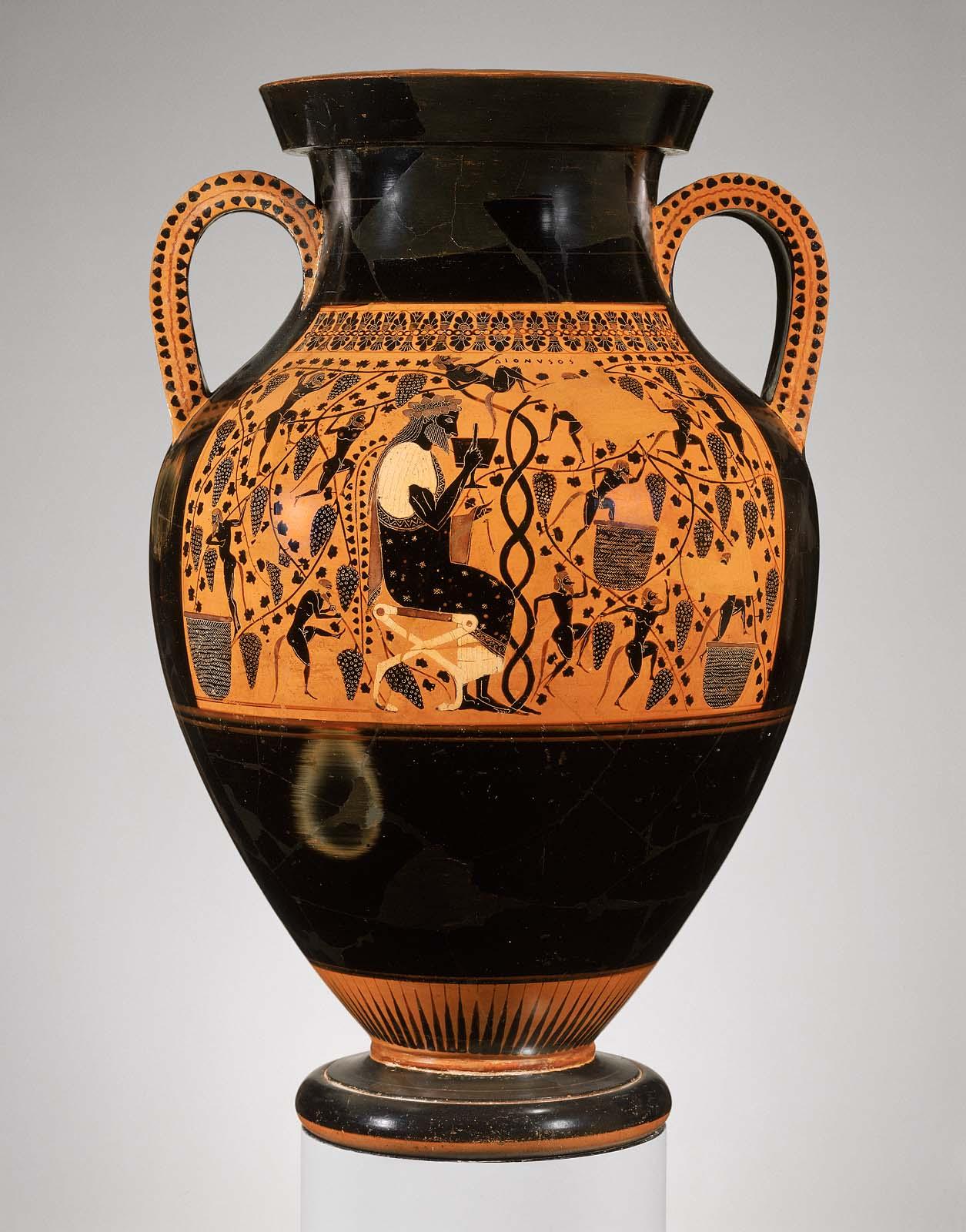 Amphora Definition Art