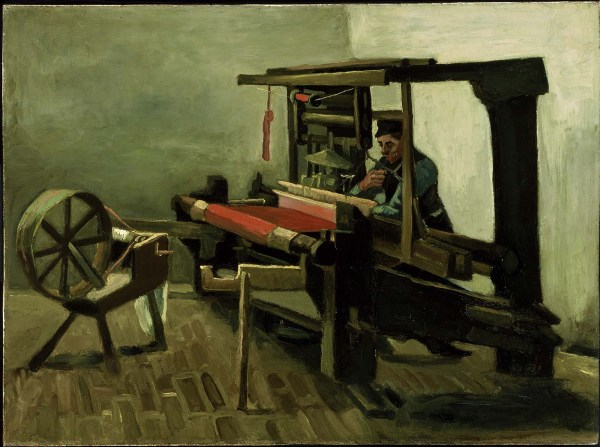 Vincent Van Gogh Weaver