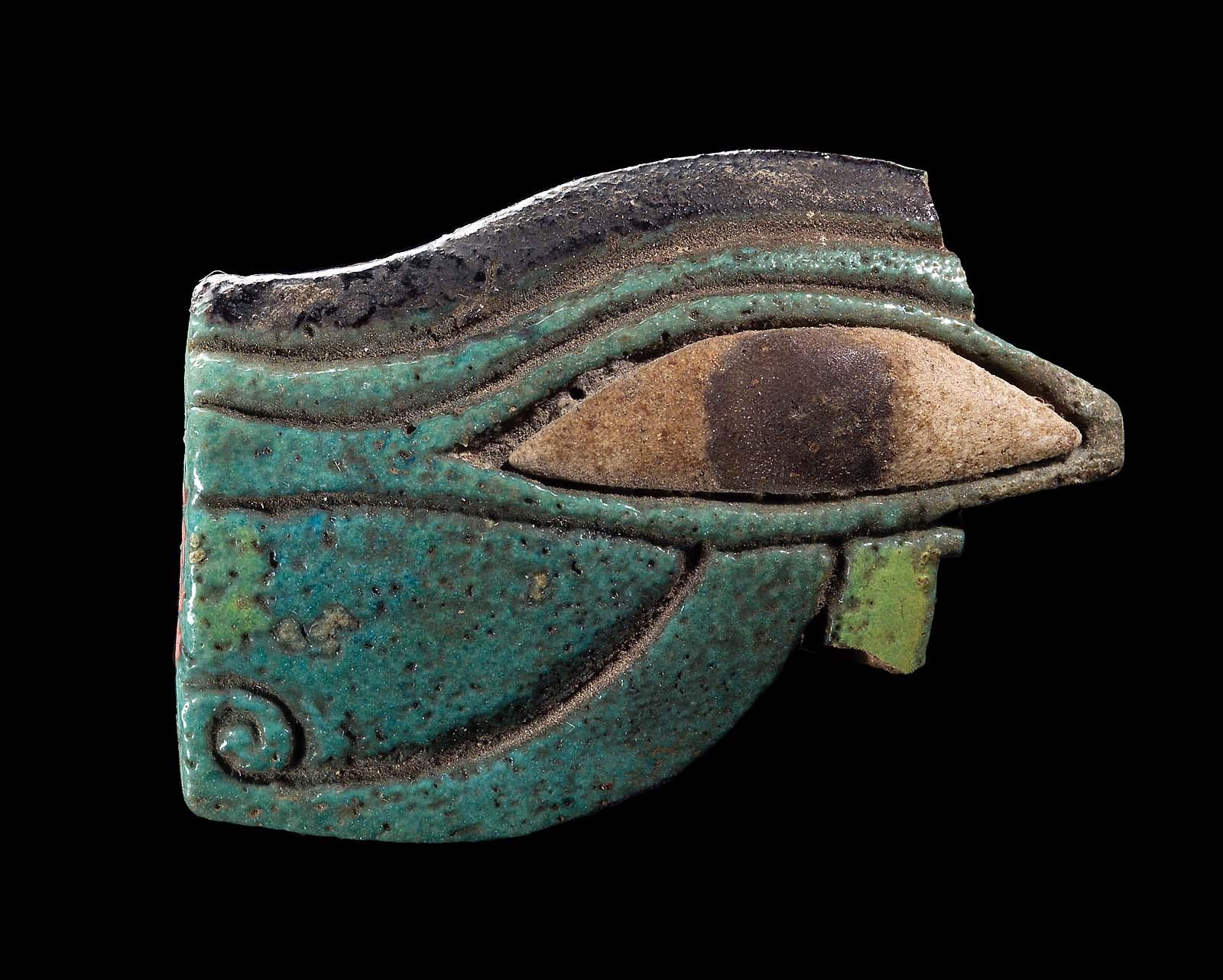 Eye Of Horus Wedjat Amulet