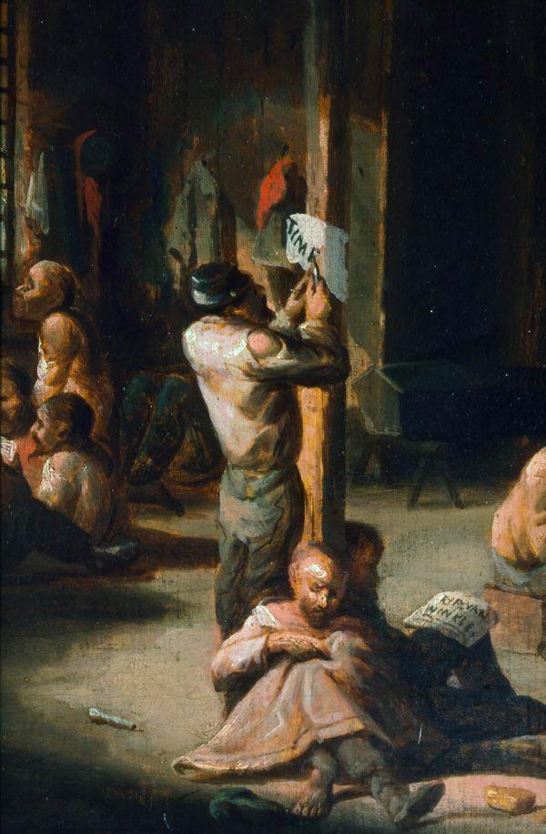 Libby Prison Museum Of Fine Arts Boston