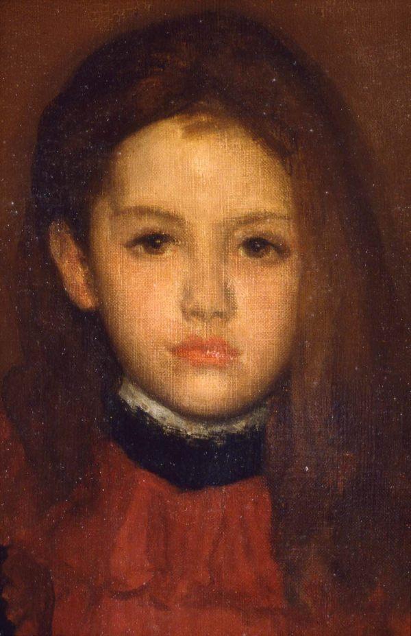 Little Rose Of Lyme Regis Museum Fine Arts Boston