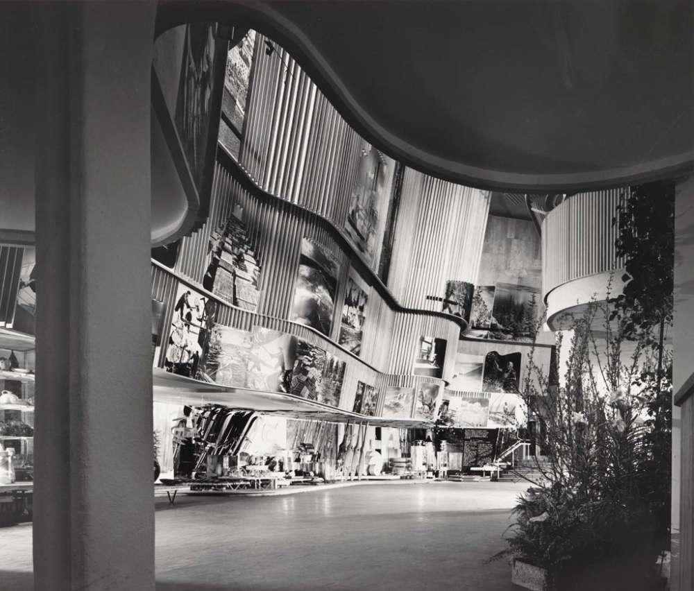 Aalto Finnish Pavilion New York