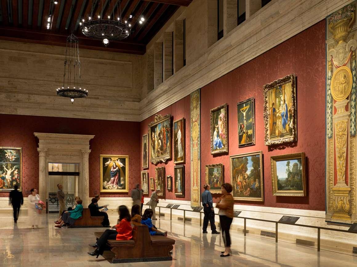 Boston Museum Fine Arts