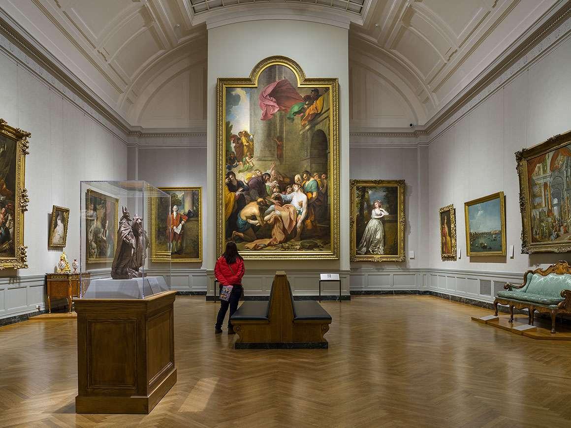 Art Of Europe Museum Fine Arts Boston