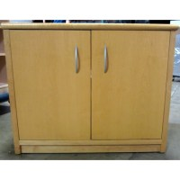 2 Door Storage Cabinet - Used Storage - Used